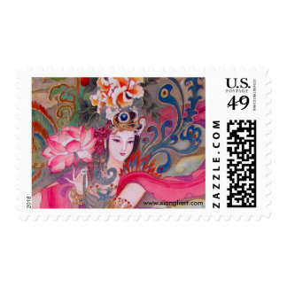Chinese Empress US Postage (Set of 20)