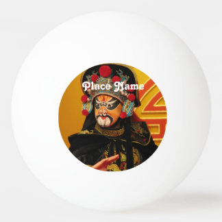 Chinese Entertainment Ping Pong Ball