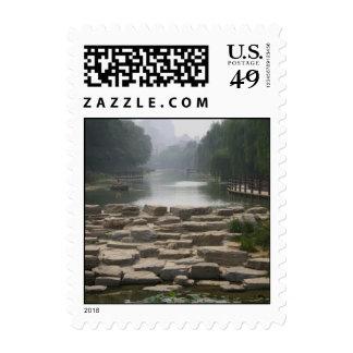 """Chinese Essence"" stamp"