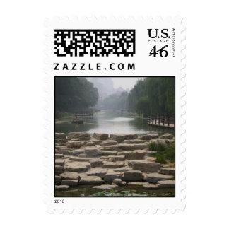Chinese Essence stamp