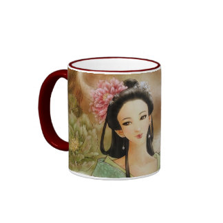 Chinese Fantasy Art Mug