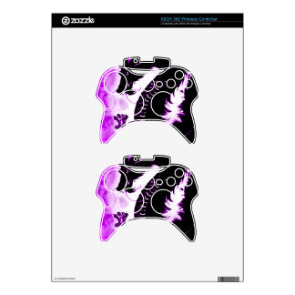 Chinese Fantasy Luck Dragon Xbox 360 Controller Decal
