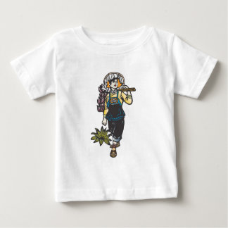 Chinese farmer's wife Chinese peasant woman Tee Shirt