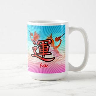 Chinese Fate Symbol Mug