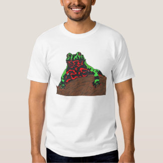 Chinese Fire Bellied Toad T-shirt