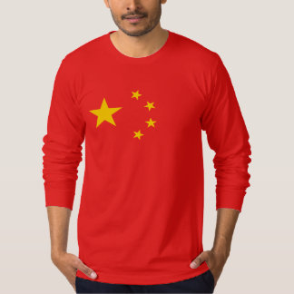 Chinese Five-Star Red Flag T-Shirt