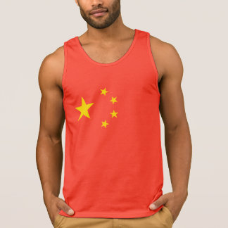 Chinese Five-Star Red Flag T Shirt