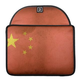 "Chinese Flag 13"" MacBook Pro Sleeve"