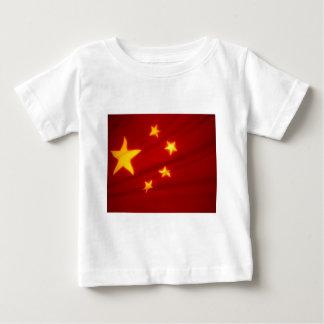 Chinese Flag Infant T-shirt