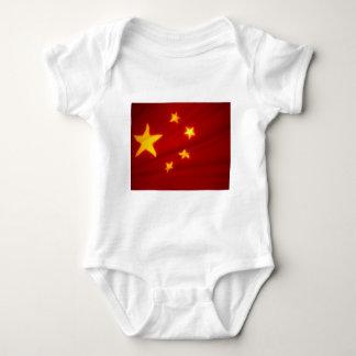 Chinese Flag T Shirt