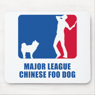 Chinese Foo Dog Mouse Pad