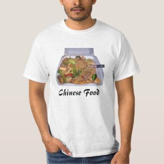 """Chinese Food"" Light T-Shirt"