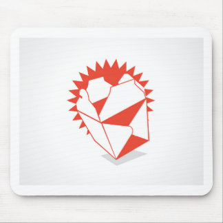 Chinese Food Takeout Box Mouse Pad