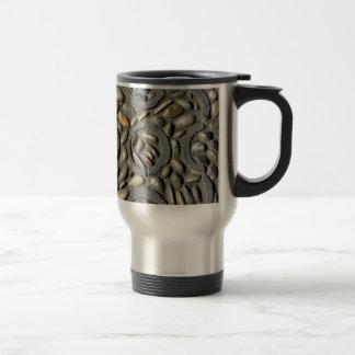 Chinese footpath travel mug