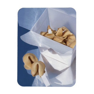 Chinese Fortune Cookies  Photograph Premium Magnet
