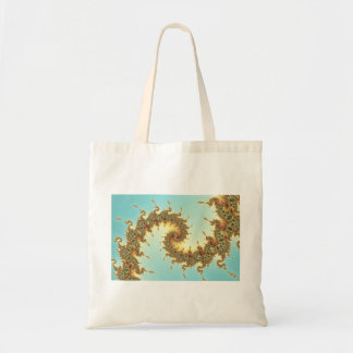Chinese - Fractal Canvas Bag