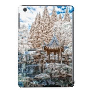 Chinese Garden Infrared iPad Mini Case