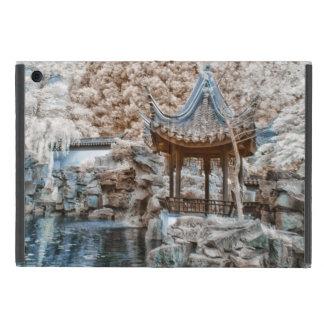 Chinese Garden Infrared iPad Mini Covers