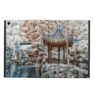 Chinese Garden Infrared Cover For iPad Air