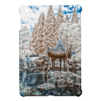 Chinese Garden Infrared Cover For The iPad Mini