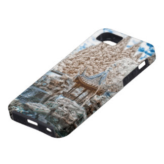 Chinese Garden Infrared iPhone SE/5/5s Case