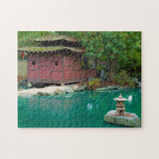 Chinese Gardens Jigsaw Puzzle