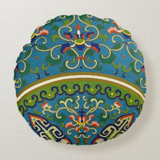 Chinese Geometric Tradional Design Cushions