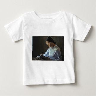 Chinese girl t-shirt