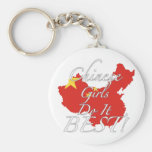 Chinese Girls Do It Best! Key Chain