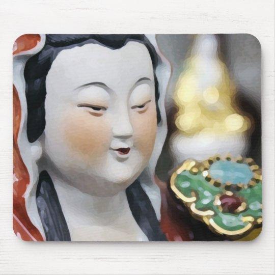 Chinese Goddess Mouse Pad