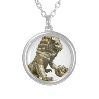 CHINESE GOLDEN LION NEAR FORBIDDEN CITY CHINA JEWELRY