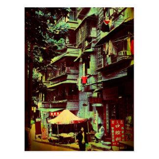 Chinese High Rise Postcard