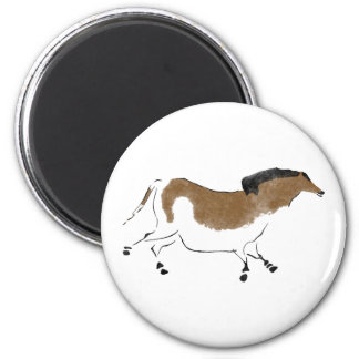 Chinese Horse Magnet