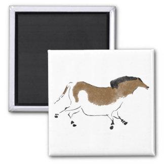 Chinese Horse Fridge Magnet