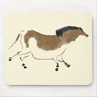 Chinese Horse Mousepad