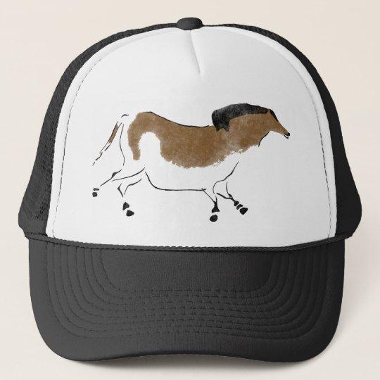 Chinese Horse Trucker Hat