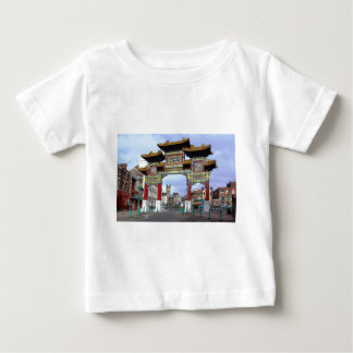 Chinese Imperial Arch, Liverpool UK Shirt