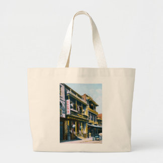 Chinese Joss House Tote Bags