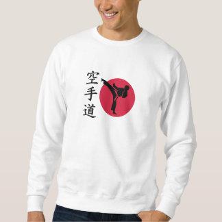 Chinese Karate fighter Sweatshirt
