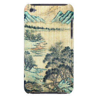 Chinese Landscape 1730 iPod Case-Mate Case
