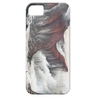 Chinese Landscape --- Autumn Mountains --- iPhone 5 Cover