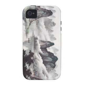 Chinese Landscape --- Spring --- Case For The iPhone 4