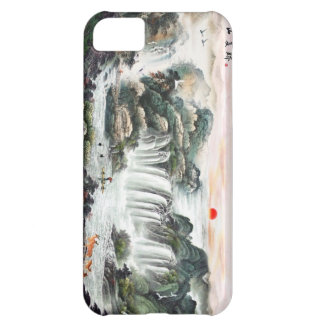 Chinese Landscape---What A Great World --- Case For iPhone 5C