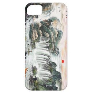 Chinese Landscape---What A Great World --- iPhone 5 Covers