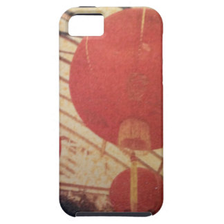 Chinese Lantern Image Transfer iPhone 5 Covers