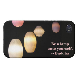 Chinese Lantern Photo Case For iPhone 4