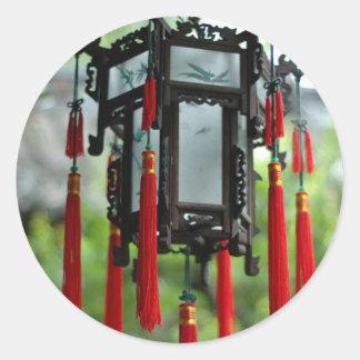 Chinese Lantern Stickers