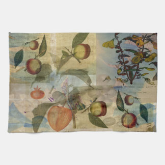 Chinese Lantern Surrounded Kitchen Towels