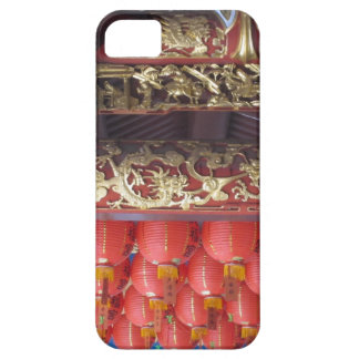 Chinese lanterns and carving, Singapore iPhone 5 Case