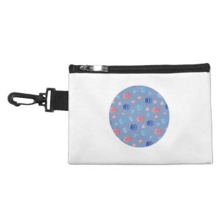Chinese Lanterns Clip-On Accessory Bag